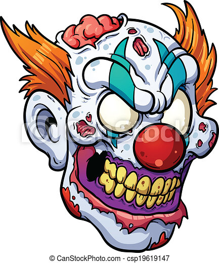 funny zombie clip art