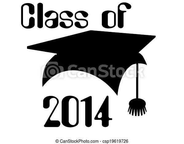 Clip Art of Class of 2014 - Illustration of Class 2014 ... Class Of 2014 Clipart