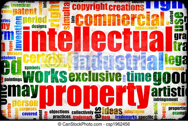 Intellectual Property - csp1962456