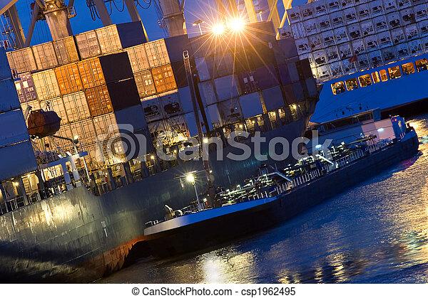 Supply vessel - csp1962495
