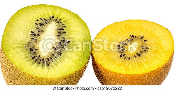 Kiwi fruit - csp19672222
