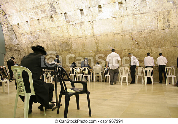 Hasidic jews - csp1967394