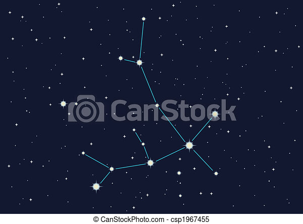 constellation  - csp1967455