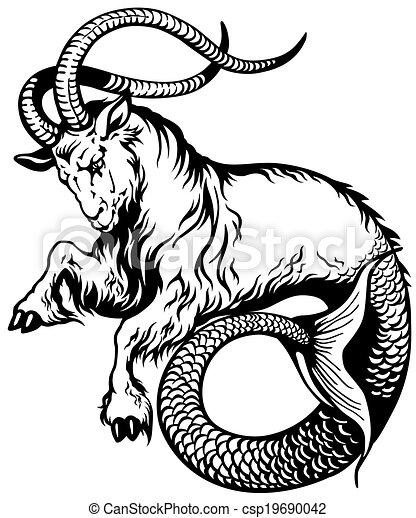 Virgo tattoo stock vector. Illustration of september