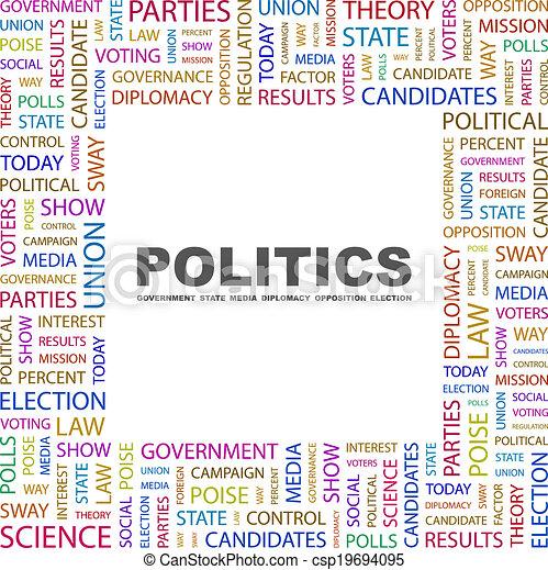 POLITICS. - csp19694095