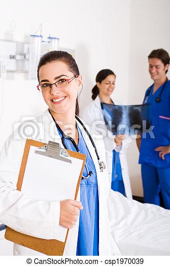 Medical doctors - csp1970039