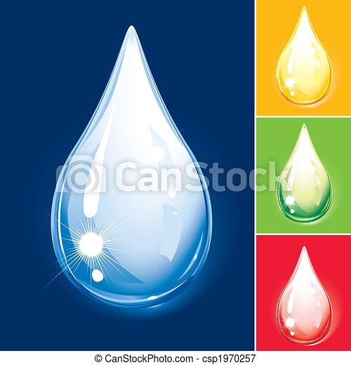 Colorful Drop Set - csp1970257