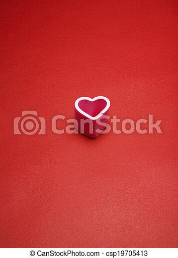Single Love Heart