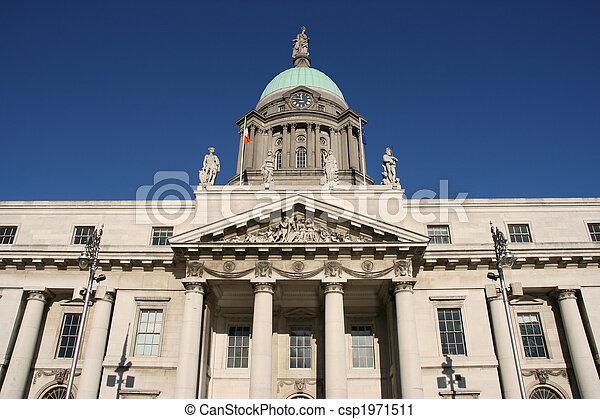 Dublin landmark - csp1971511