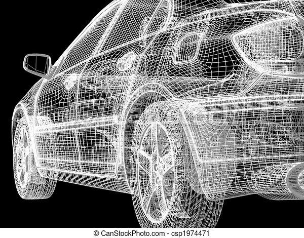 car project - csp1974471