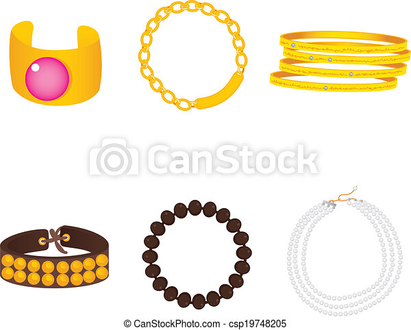 Bracelets Accessories Collection - csp19748205