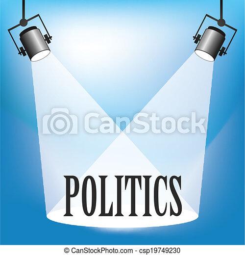 Politics - csp19749230
