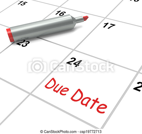 Stock options due date