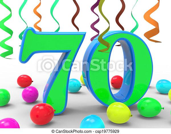 Illustration nombre soixante dix f te signification for Nombre 13 signification