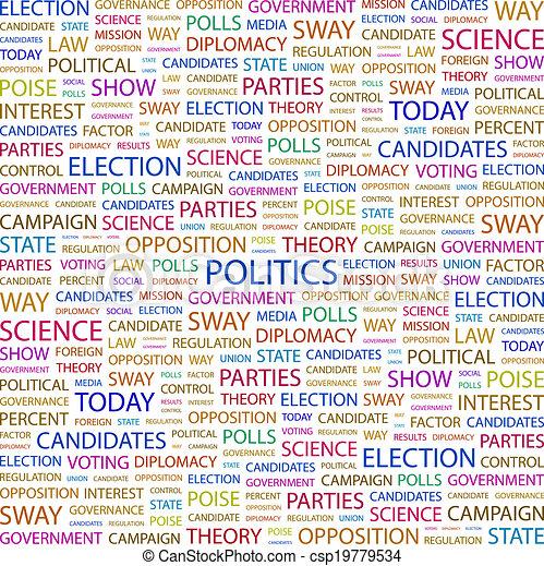 POLITICS. - csp19779534