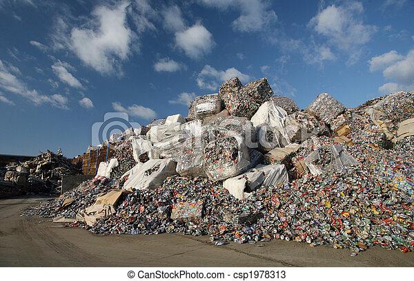 Waste - csp1978313
