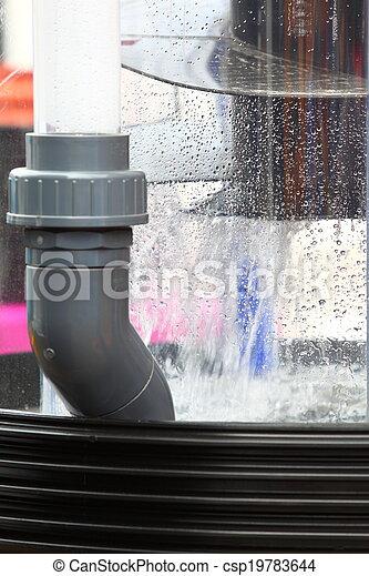 photo de gris pvc gout drain tuyau gris gout drain csp19783644 recherchez des. Black Bedroom Furniture Sets. Home Design Ideas