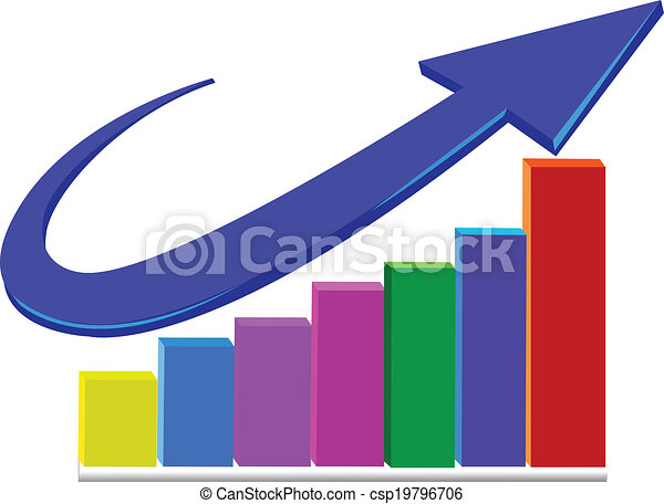 vector clipart of business statistics arrow logo free download teamwork clipart Free Teamwork Funny