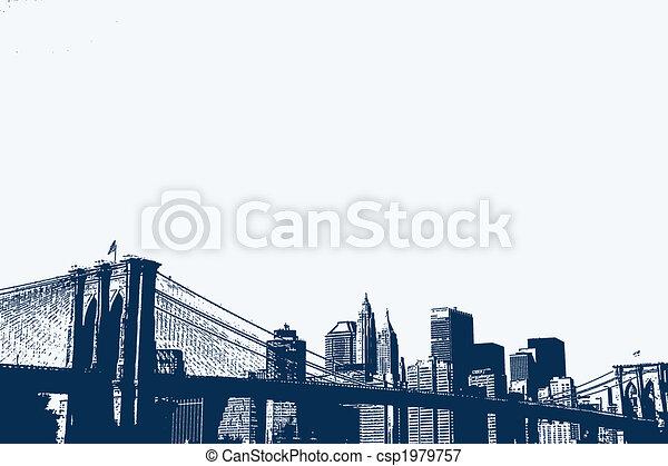 New York - csp1979757