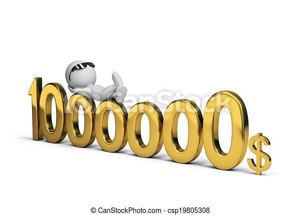 1 million stock options