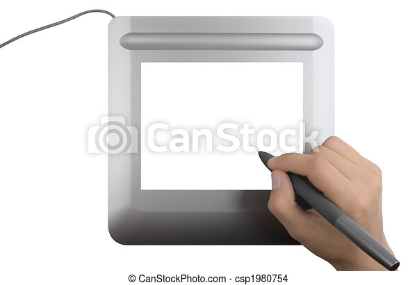 Digital tablet - csp1980754