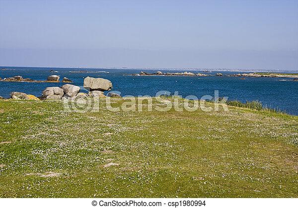 coastline - csp1980994