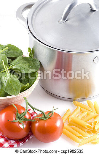 Healthy cooking. - csp1982533
