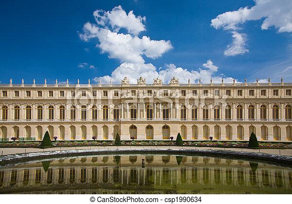 Versailles - csp1990634