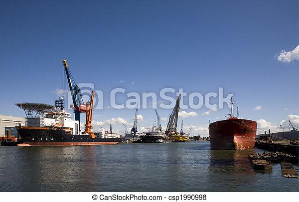 Support vessel - csp1990998