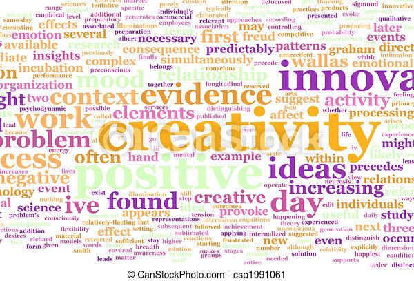 Creativity - csp1991061