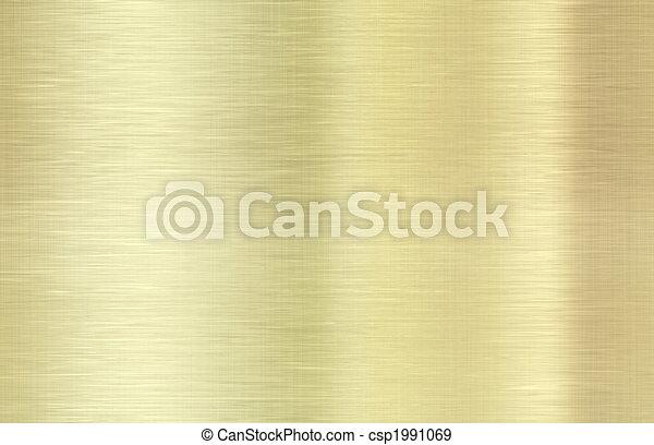 Polished Metal Background - csp1991069