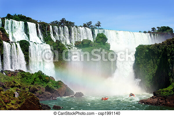 Waterfall - csp1991140