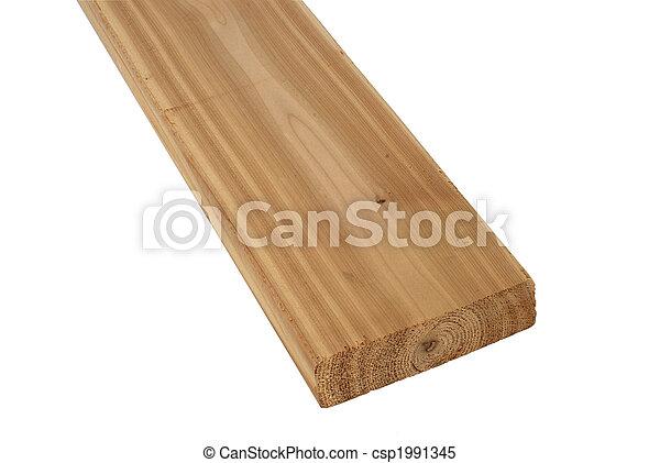 Wood lumber board - csp1991345