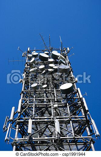 Powerful communications - csp1991944