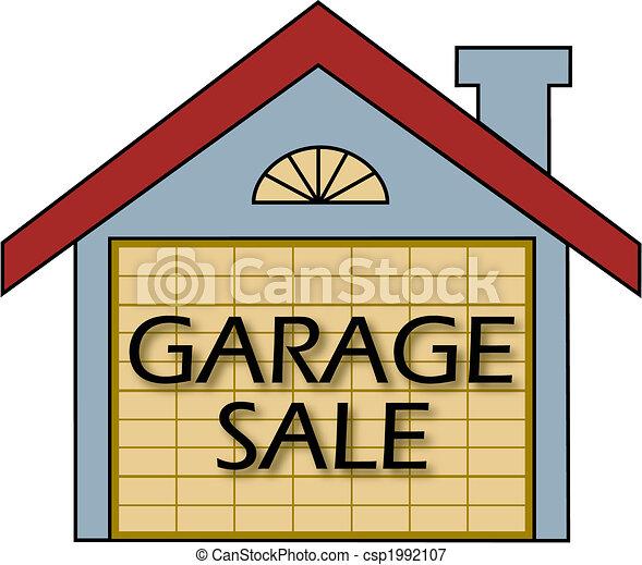 garaje sale pricing: