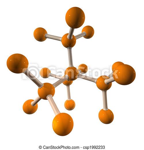 Molecular structure - csp1992233