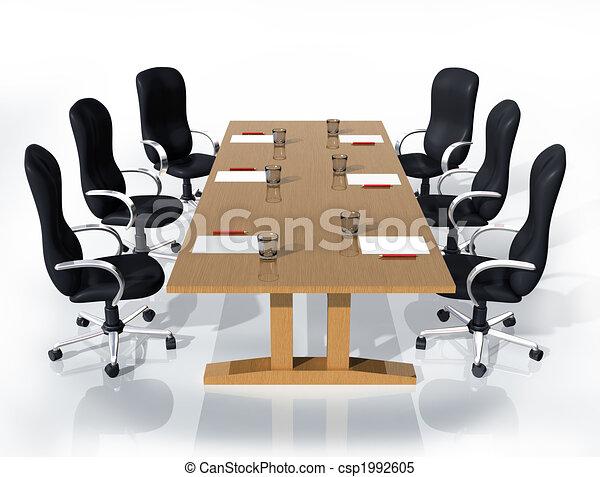 Business meeting - csp1992605