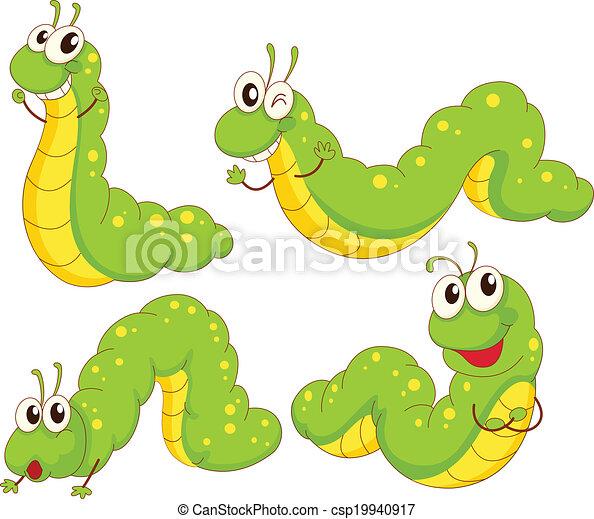 Caterpillars Illustrations and Stock Art. 4,365 Caterpillars ...