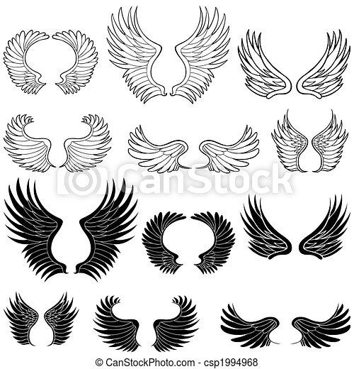 Angel Wings - csp1994968