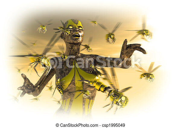 wasp commander - csp1995049