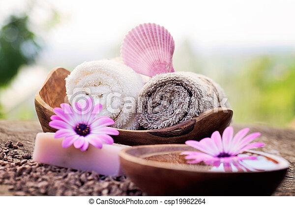 satz, violett,  dayspa, Natur - csp19962264