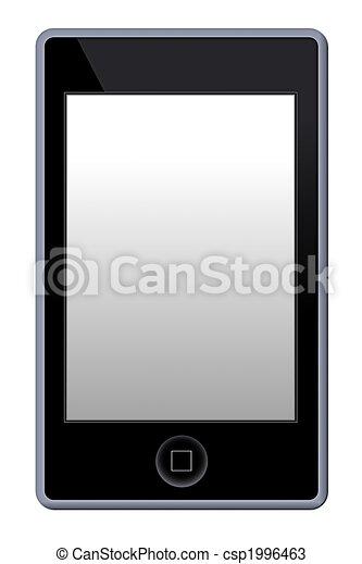 MP3 Phone Player - csp1996463