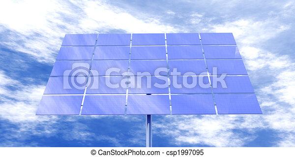 Solar Energy - csp1997095