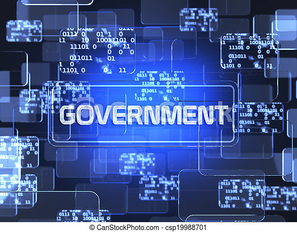 Government concept - csp19988701