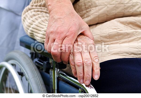 Elderly life - csp20012652