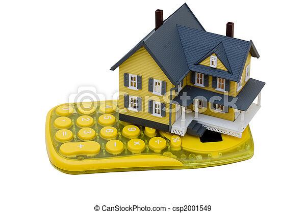 Mortgage Calculator - csp2001549