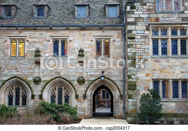 Yale university - csp2004317