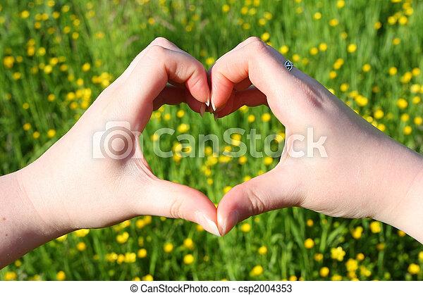 amare, natura - csp2004353