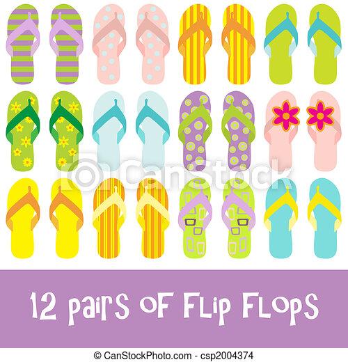 Flip flops - csp2004374