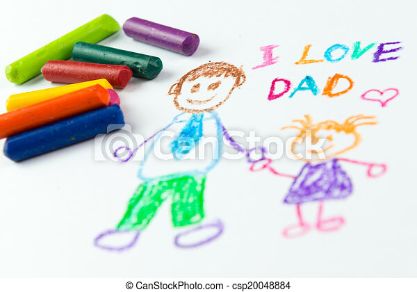 Happy father's day - csp20048884